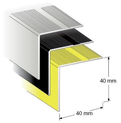 trappeneser aluminium